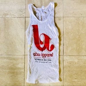 """Always Be You"" by Abu Apparel - Women's Tank Top"